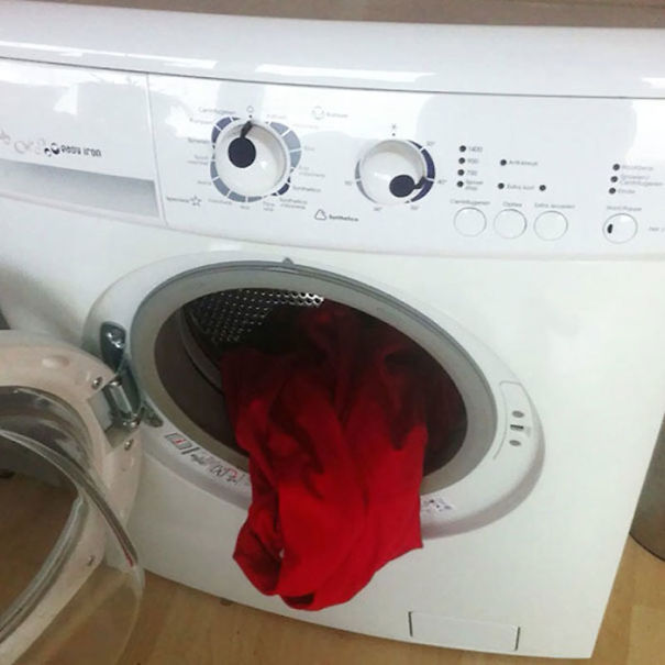Crazy Washing Machine