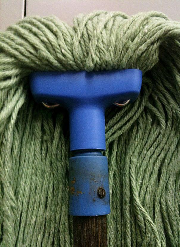 Richard Sherman Mop