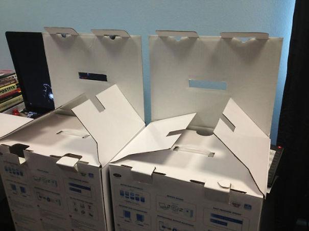 Evil Twin Box Sisters