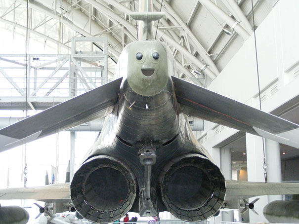 World's Happiest Airplane
