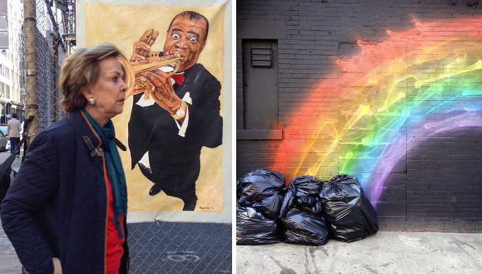 Life In New York Streets In Perfectly-Timed Photos From My iPhone