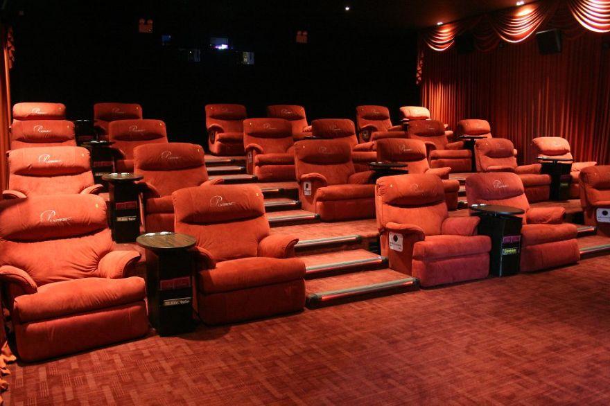 Cathay Platinum Movie Suites, Damasara, Malaysia