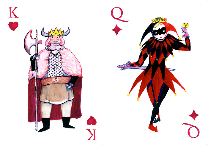 We Created The Most Puny Deck Of Playing Cards Ever