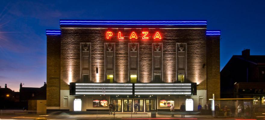 Plaza Community Cinema, Liverpool