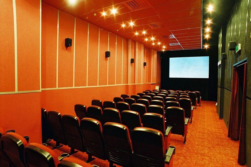 Pionier Cinema, Szczecin, Poland (the Oldest [running] Cinema In The World - Since 1909)