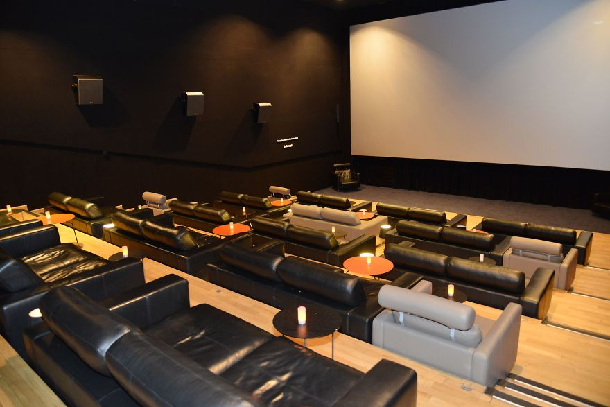 Grand Cinema Digiplex, Baneasa - Bucharest, Romania