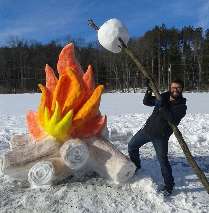 106 People Who Have Mastered The Art Of Snow