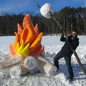25+ People Who Have Mastered The Art Of Snow