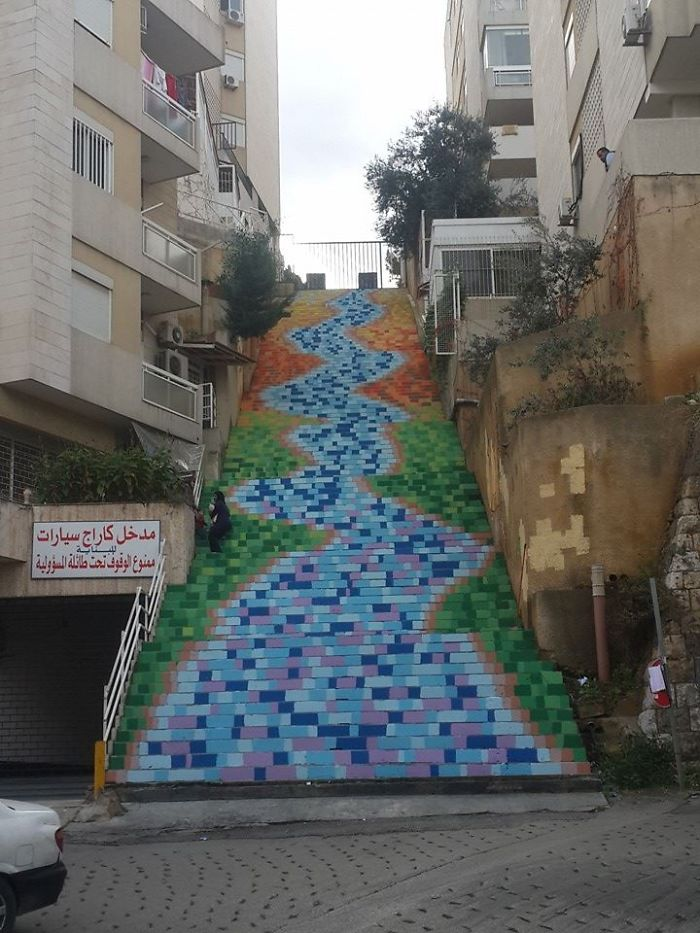 New Rawda, Lebanon- Al Maten. *the River Of Life*