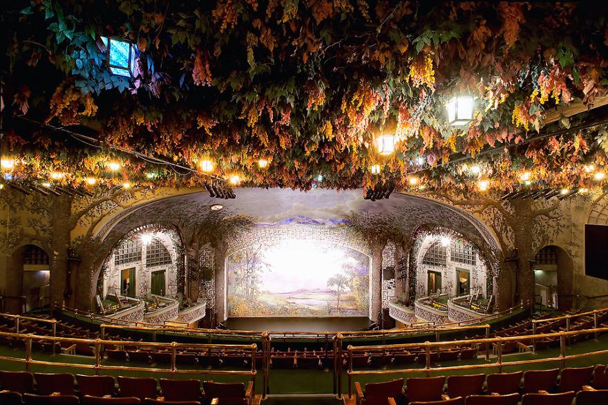 Toronto's Stunning Winter Garden Theatre