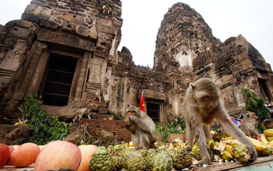 Mono Festival Buffet (Tailandia)