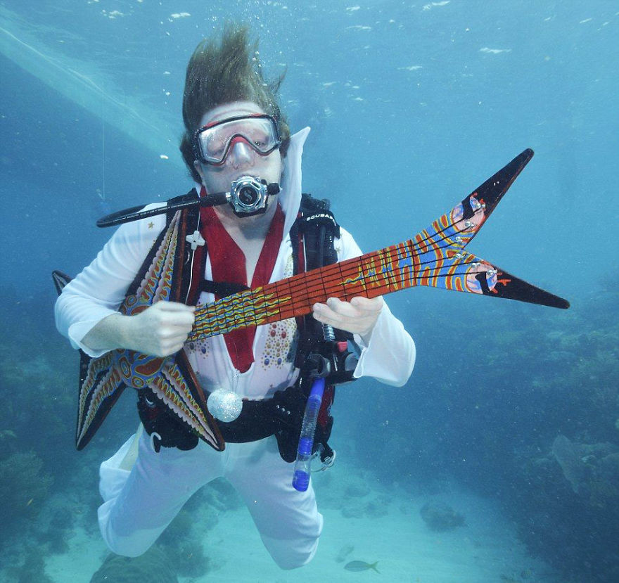 Florida Keys Underwater Music Festival (USA)