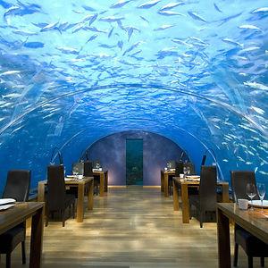 Conrad Maldives, Rangali Island