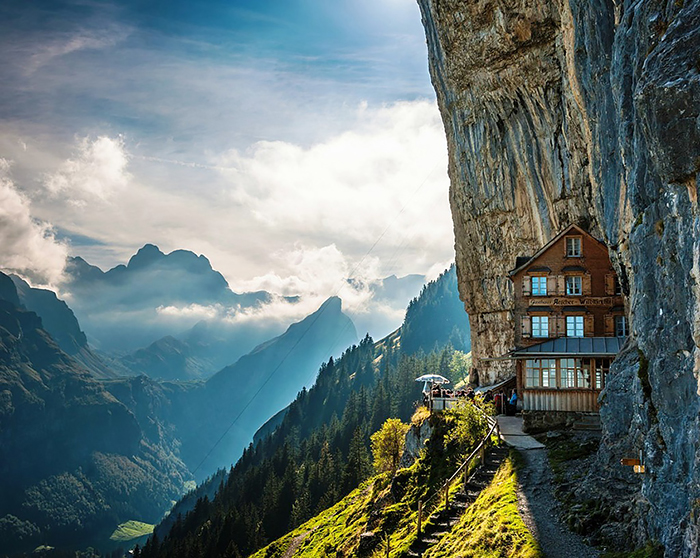 25+ Of The Coolest Hotels In The World