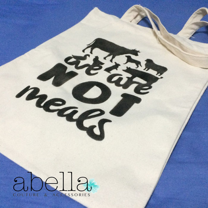Tote Bags For Animal Lovers & Vegans