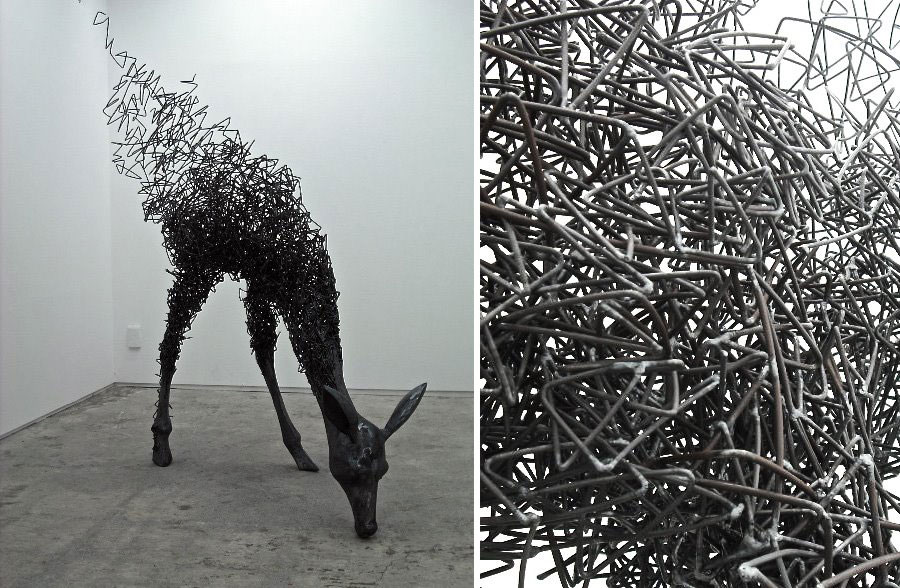 15+ Of The Most Beautifully Twisted Wire Sculptures | Bored Panda