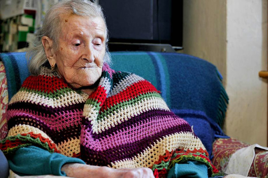 These 5 women are the last living people born in 1800s for Europe in november