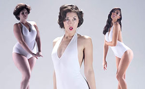 3,000 Years Of Women's Beauty Standards In A 3-Minute Video