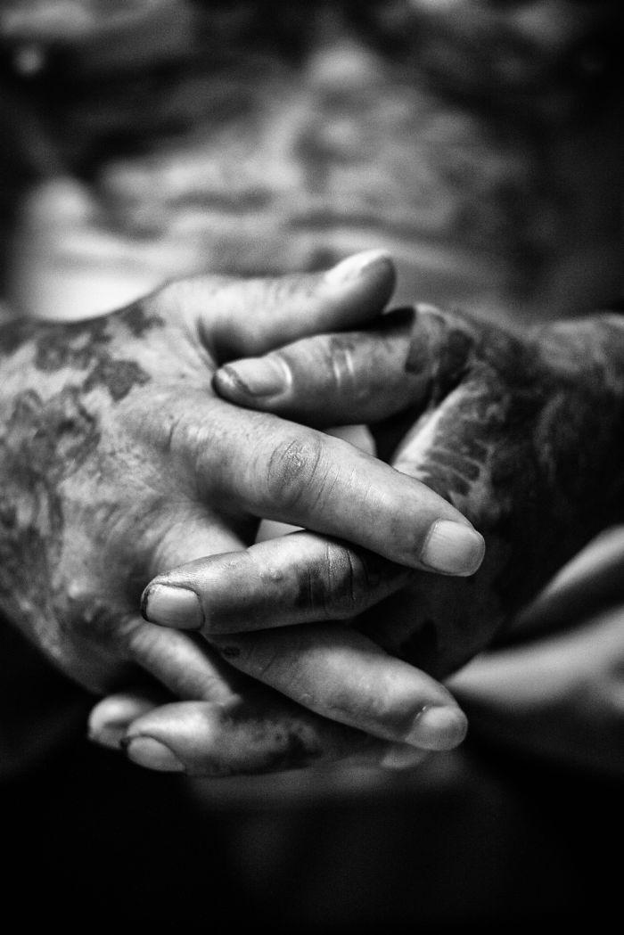 Homeless Portraits By Peter Vass