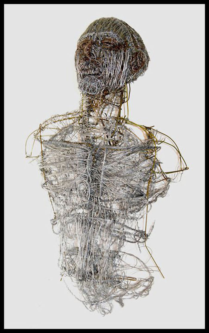 Wire Man By Lance Strickland