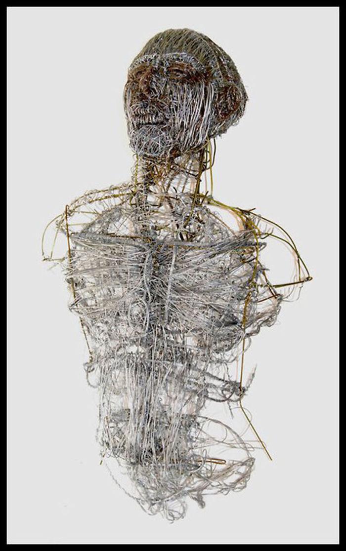 Wire Man By Lance Strickland