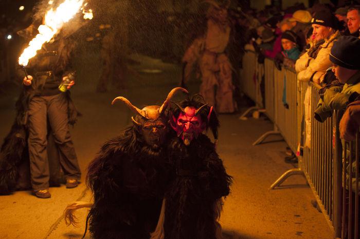 The Night Of Krampus (Austria)