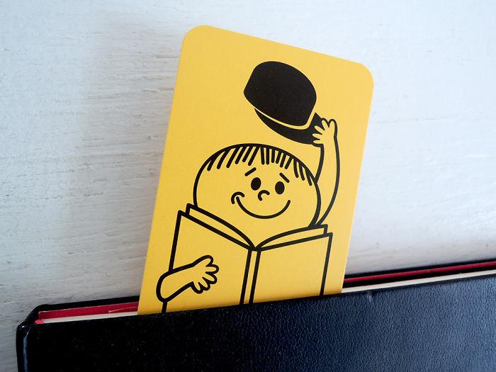 Bob The Bookmark