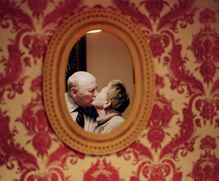 In Love For More Than 50 Years: Photographer Captures Elderly Couples' Love