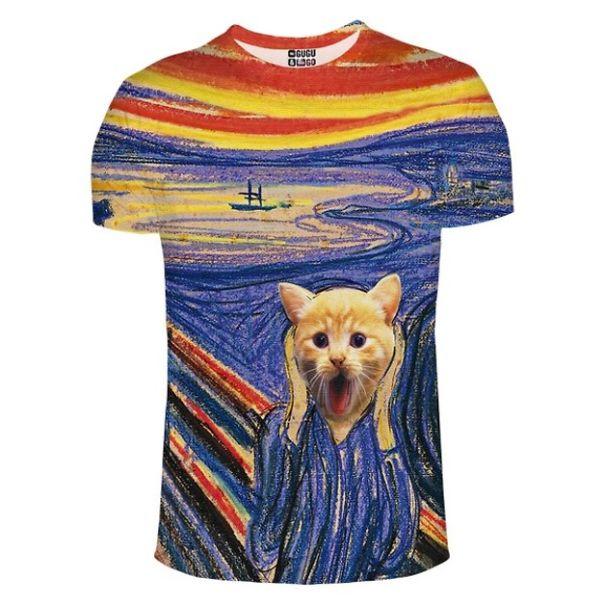 Screameou T-shirt