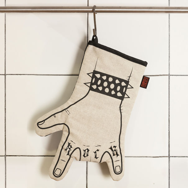 Rock'n'roll Kitchen Glove