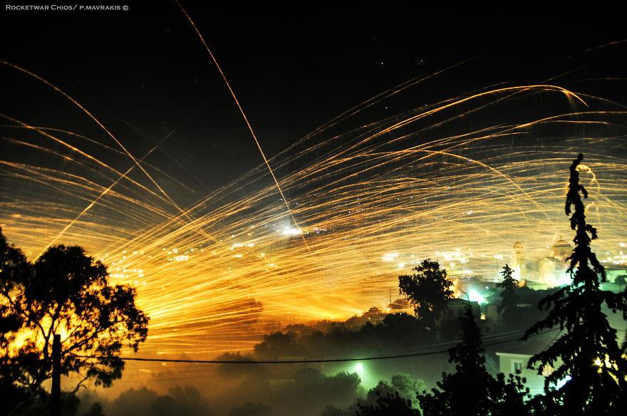 Rouketopolemos Rocket War (Greece)