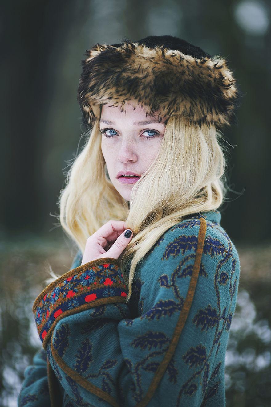 Barbara - Fine Art Portrait Photographer - Portrait
