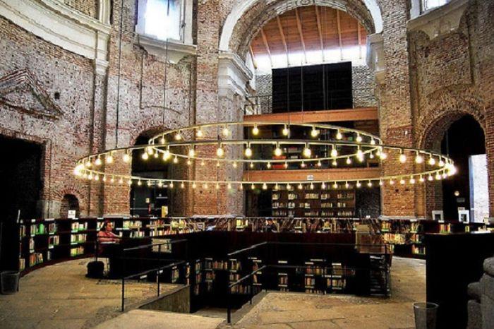 Public Library Escuelas Pias (madrid, España)