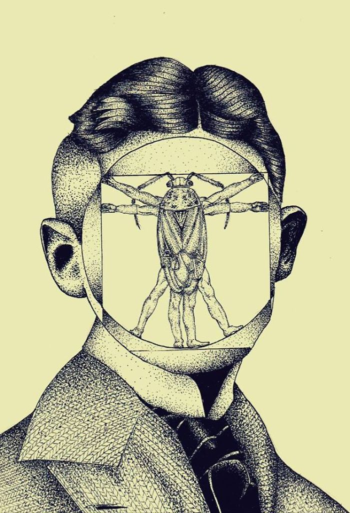 """existentialism in the metamorphosis the hunger artist and the trial Essay: looking for kafka for a collection called the hunger artist which of the trial or """"the metamorphosis,"""" or were created in a literary."""