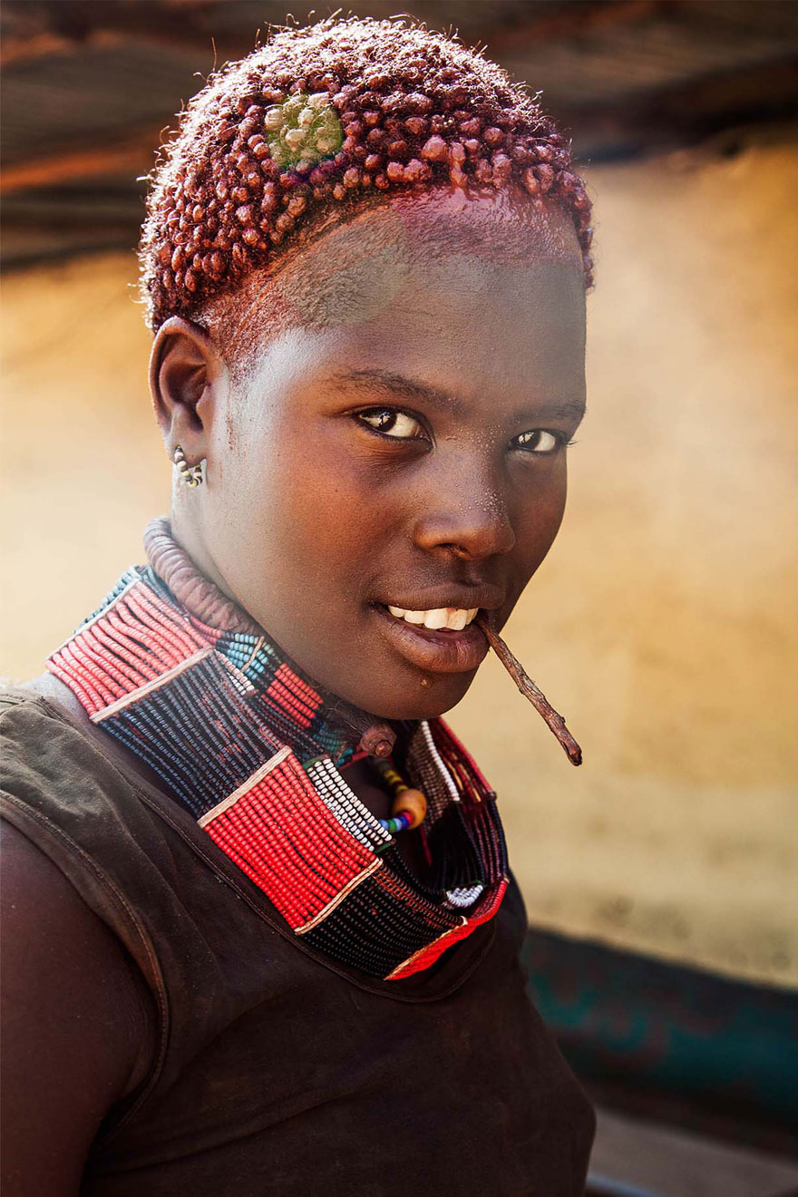 i photographed women from 37 countries to show that beauty is