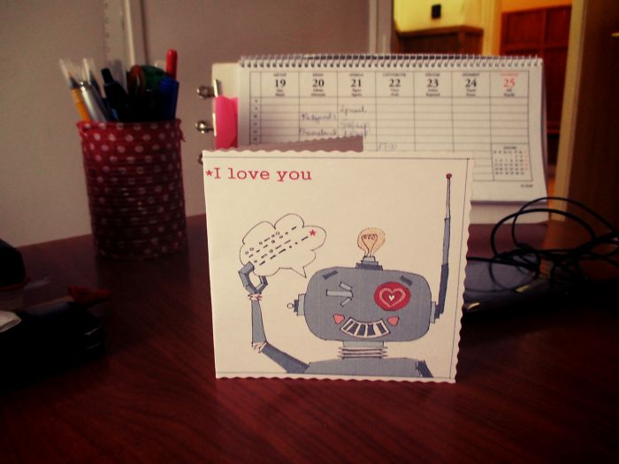 I Love You, According To Samuel Morse