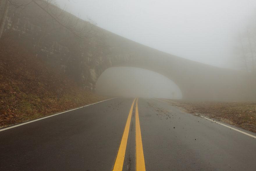 Blue Ridge Parkway, North Carolina, United States
