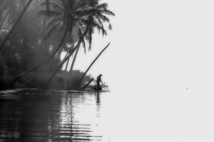 Fisherman…