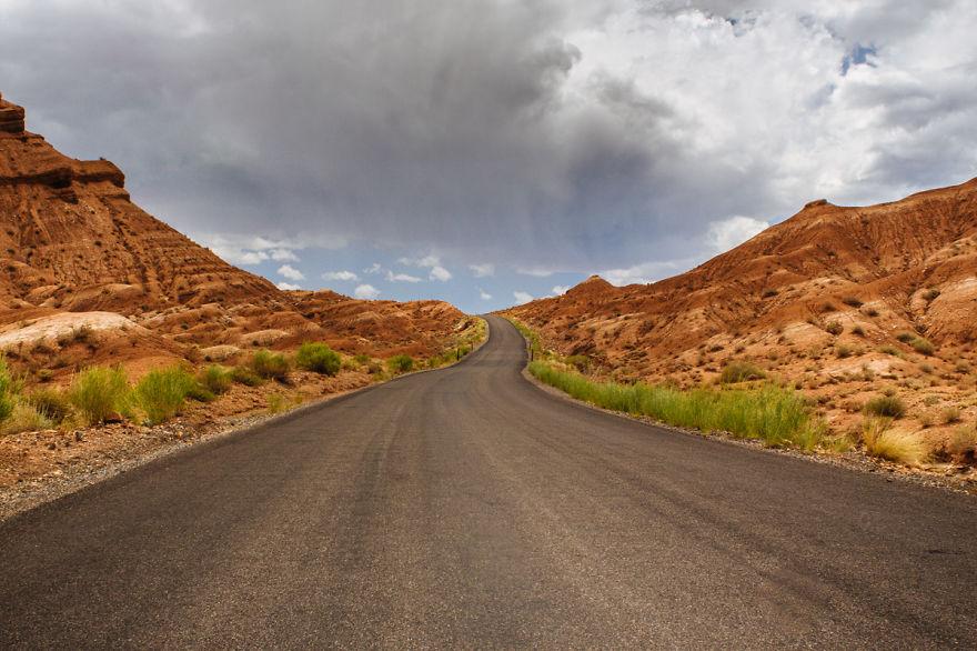 Scenic Drive, Canyonlands National Park, Utah, United States