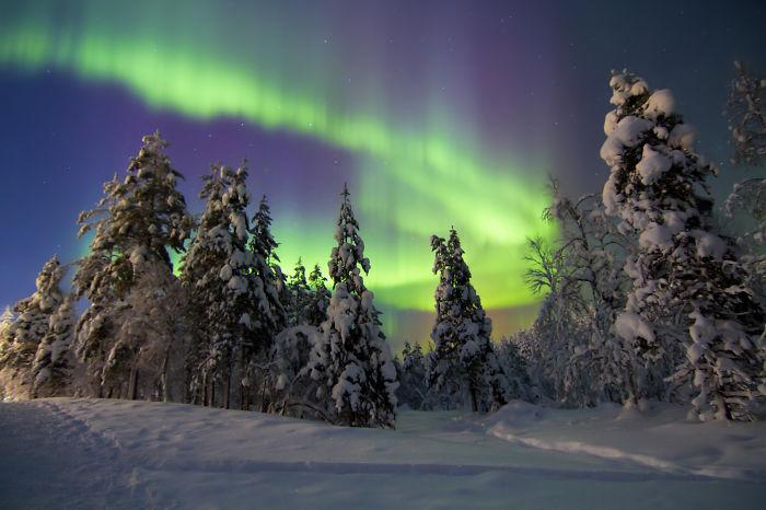 Aurora Borealis: Chasing Light