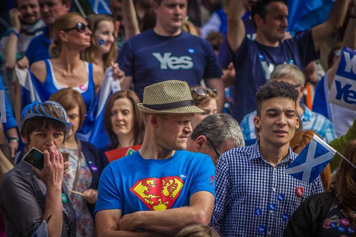 Scottish Independence Referendum – A Bid For Freedom