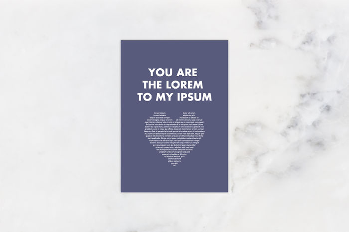 Lorem To My Ipsum