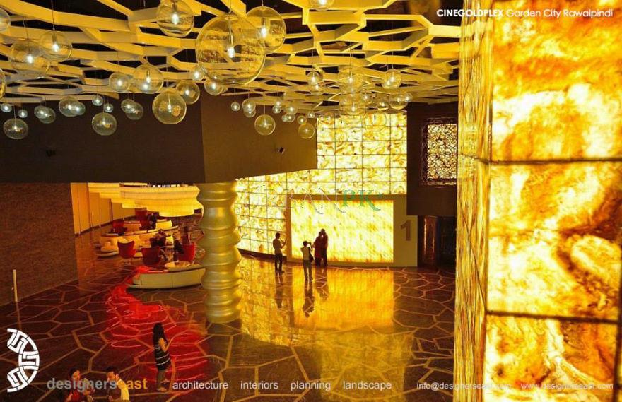 Cinegold Plex Cinemas, Bahria Town Housing Project , Pakistan