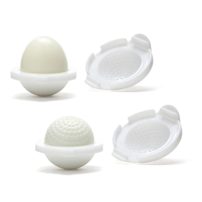 Sports Huevos- Egg Shapers (available Balls: Golf, Football And Tennis)