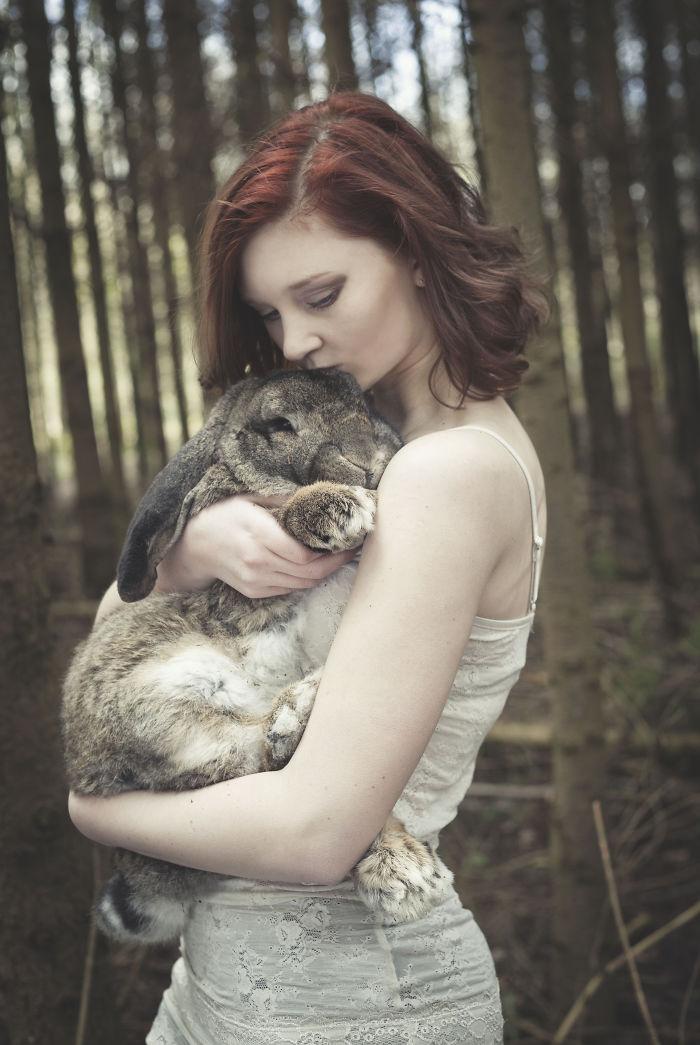 I Love Bunnys