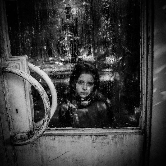 Results Of 1st Annual International Photo Contest – B&w Child 2014