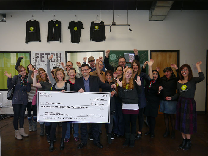 The Pixie Project Animal Adoption Center Receives A $175,000 Donation