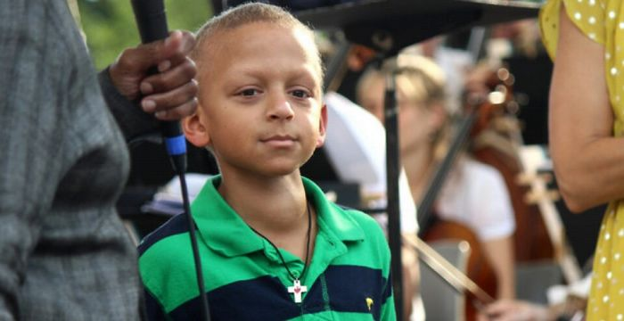 Trevor's Goal Before He Died Was To Raise Money And Collect Food To Feed Hungry And Homeless.