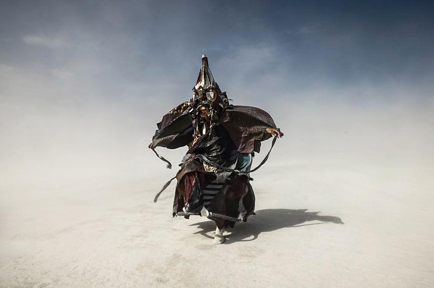 Burning Man Festival Through My Eyes