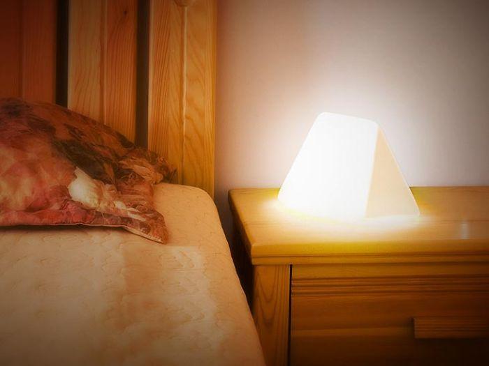 Reading Light - Book Holder